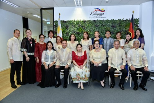 Consulate General of the Philippines Frankfurt