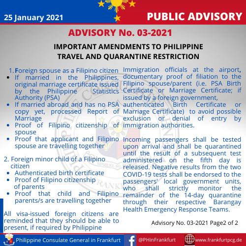 Advisory No. 03-2021 P2