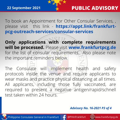 Advisory No. 16-2021 P3