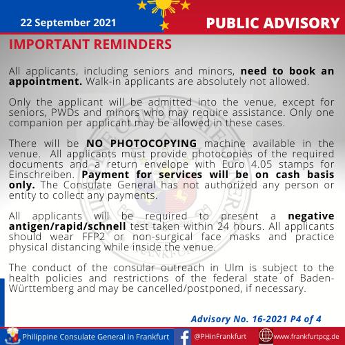 Advisory No. 16-2021 P4